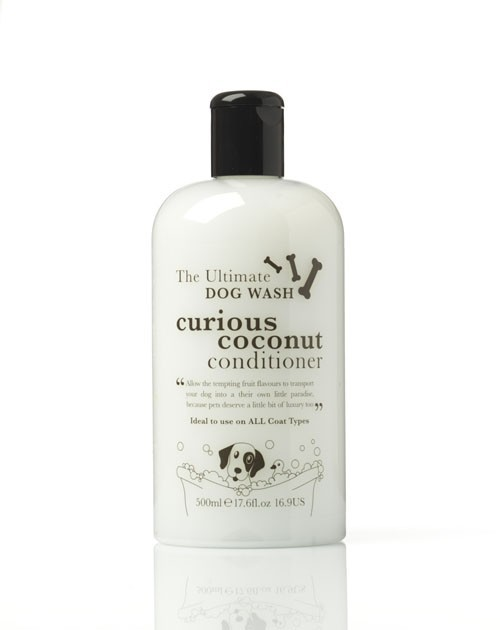House Of Paws Curious Coconut Dog Conditioner 500 Ml