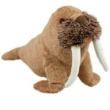 Animal Instincts Snow Mates Winston Walrus Large