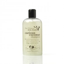 House Of Paws Curious Coconut Dog Shampoo
