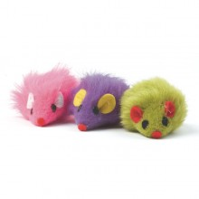 Ancol Cat Toy Furry Mouse