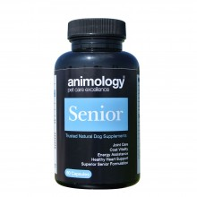 Animology Senior Dog Supplement x 60 capsules