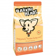 Barking Heads Tiny Paws Tender Loving Care Dog Food 1.5kg