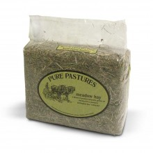 Pure Pastures Meadow Hay Mini Bale 1kg