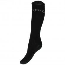 Esperado Crystal Bit Socks