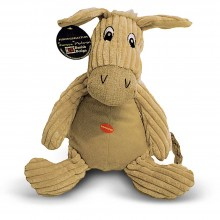Doris the Natural Donkey Dog Toy