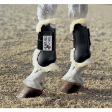 Eskadron Protection Sheepskin Tendon Boots
