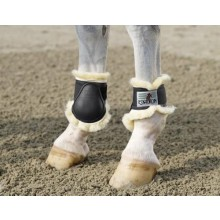 Eskadron Protection Sheepskin Fetlock Boots