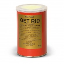 Gold Lable 'Get Rid' Flea powder