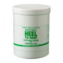 Barrier Heel to Hoof