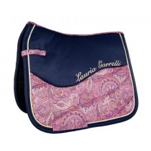 HKM - Lauria Garrelli Saddle Cloth - Queens Paisley