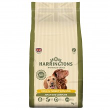 Harringtons Turkey & Vegetables Dog Food 2kg