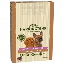 Harrington Lamb & Rice Small Dog Food 1.75kg