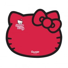 Hello Kitty Feeding Mat - Red Kitty