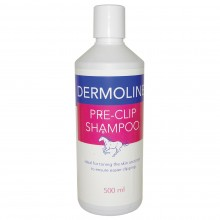 Dermoline Pre-Clip Shampoo