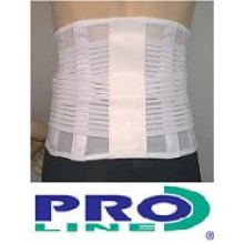 Proline Adjustable Lumber Back Support Brace