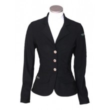 Forhorses Tess Showjacket - Black